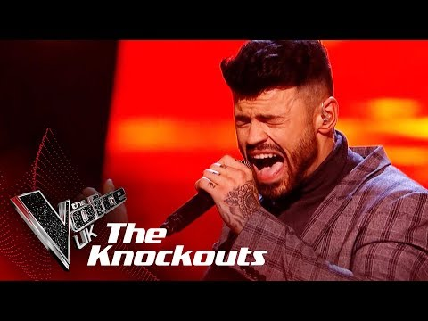 Jake Benson Performs 'Sun Comes Up': The Knockouts   The Voice UK 2018