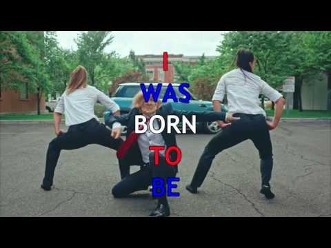 ScottDW - Born To Be (Lyrics!)
