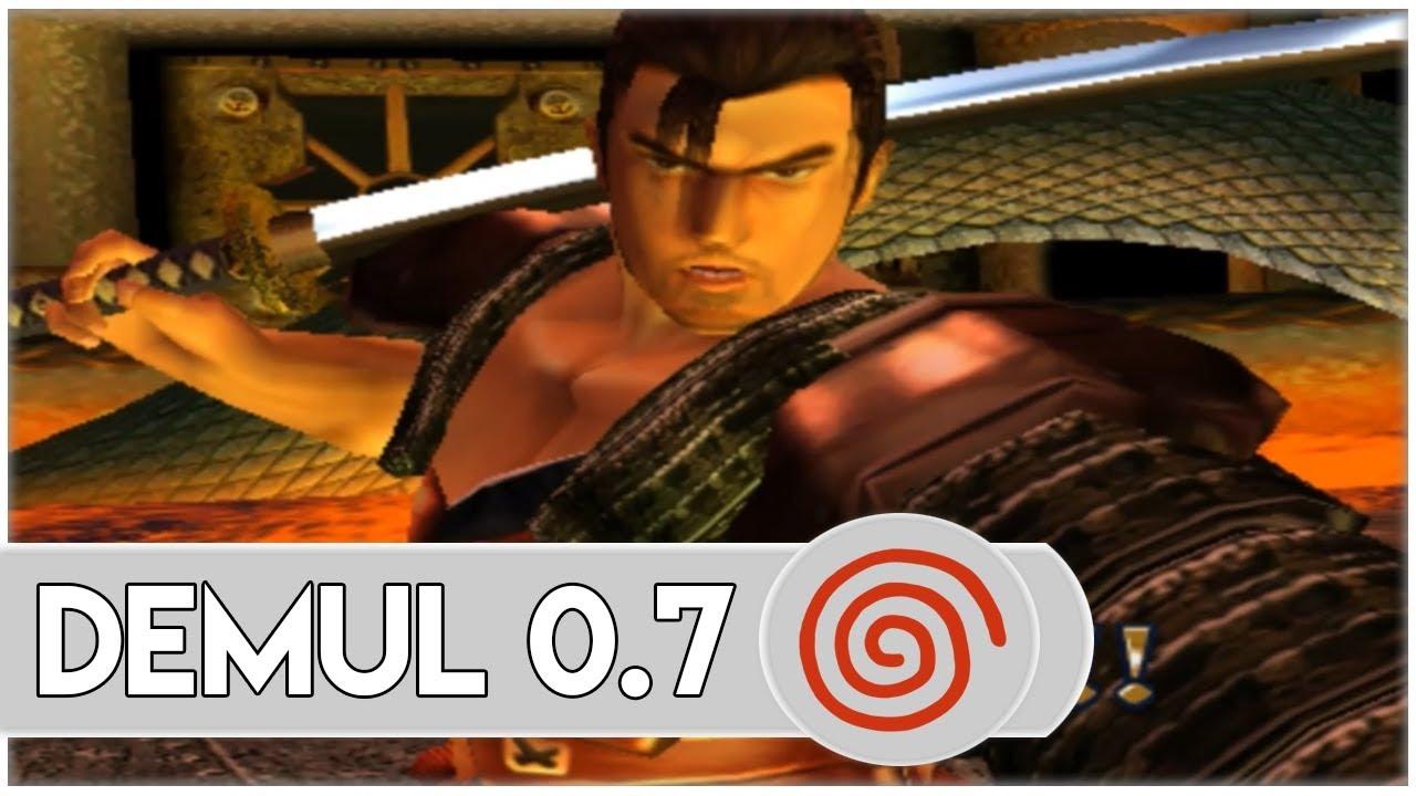 Demul Emulator 0 7 | SoulCalibur [1080p] | Dreamcast/Naomi Emulator [#1]
