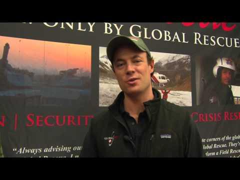 Global Rescue - Dallas Safari Club Show 2014