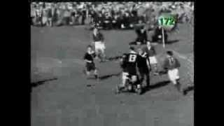 Springbok Try Nr: 172 - Wilf Rosenberger (1956 - New Zealand, 3rd Test, Christchurch)
