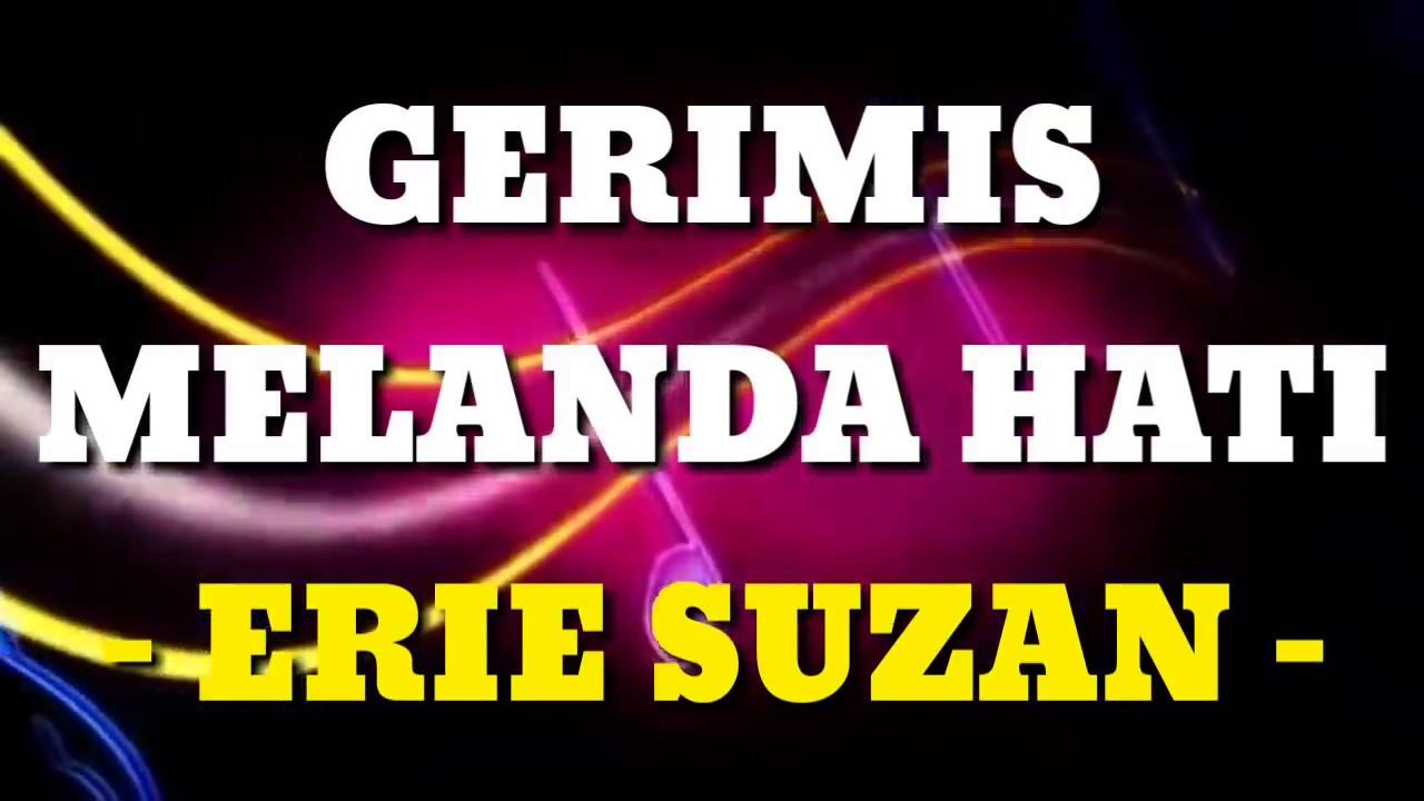 Erie Suzan Gerimis Melanda Hati Cover By Poppy Da4 By Kana Musik
