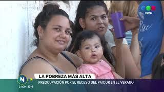 LA POBREZA LLEGO AL 33,6 % Y ALCANZA 13.600 MILLONES DE PERSONAS