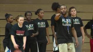 An AAU program years ago dreamed of sending its at-risk students to...