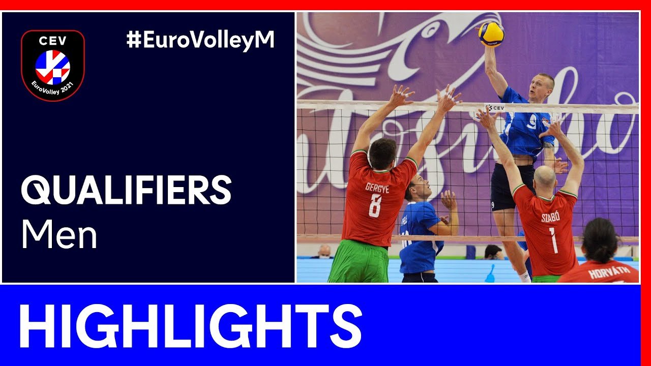 Download Norway vs. Hungary Highlights - #EuroVolleyM Qualifiers
