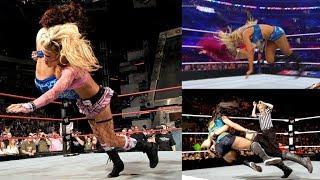 Top 10 Best Spear Sells By WWE Women