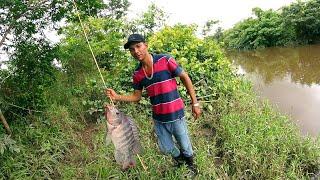 POR ESSA EU NÃO ESPERAVA...Pescaria caipira