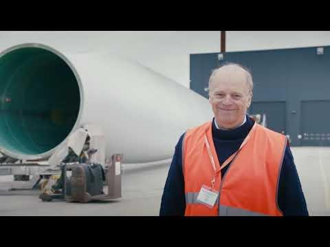 Henrik Stiesdal - Offshore windfarms (ceremony)