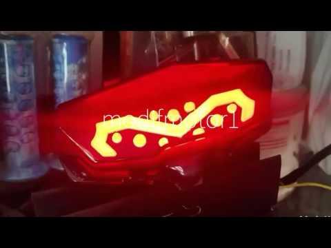 Stoplamp Sein Yamaha Xabre Led