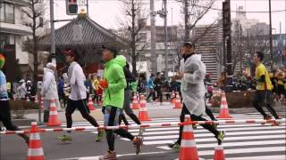 東京マラソン2015@浅草(Tokyo Marathon 2015. @ Asakusa)