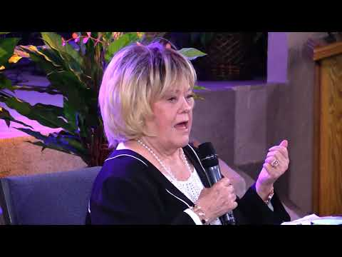 Mary Baxter at Shekinah Worship Center - Heaven and Angels