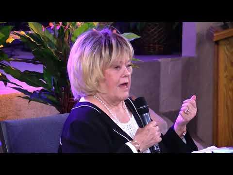 Mary Baxter at Shekinah Worship Center  Heaven and Angels