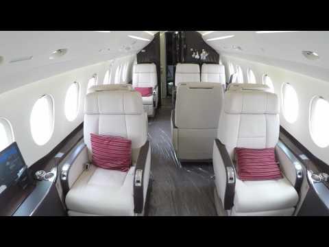 IQJETS - Falcon 2000LXS - Private Jet Charter