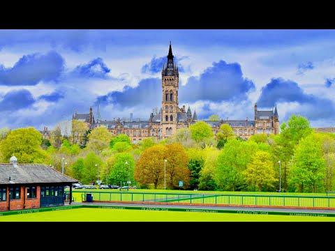 A Day In Glasgow - Scotland