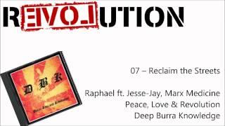 07 -- Reclaim the Streets