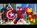Avengers Life - Craftronix Minecraft Animation