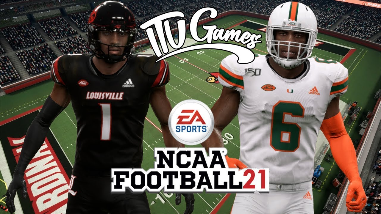 Sneak Peek at the 2020 Miami Hurricanes and Louisville Cardinals | NEW ACC Schedule Addition!