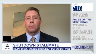 Briefing Room: Politics & impact of the shutdown, Trump on Syria troop pullout, 2020 election