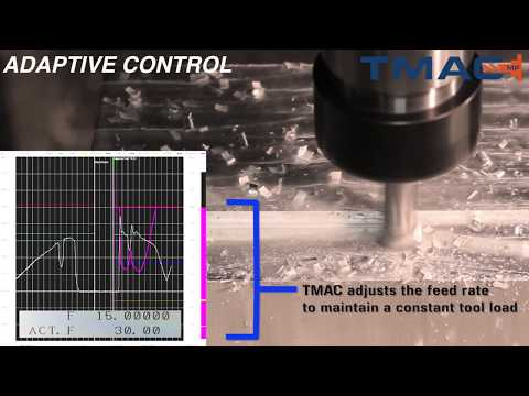 Tool Monitoring Adaptive Control - TMAC - Caron Engineering