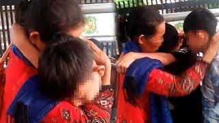 Download Video Video Viral Pertemuan Tiga Bocah Yatim dengan Ibunya yang Sempat Dipenjara, Kapolsek Turut Terharu MP3 3GP MP4