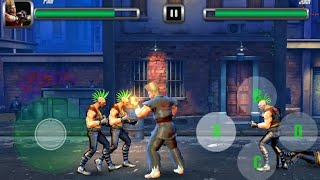 Tekken Game Paul vs zoombies