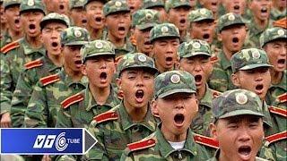 Trung Quốc đang tăng quân ở biên giới? | VTC