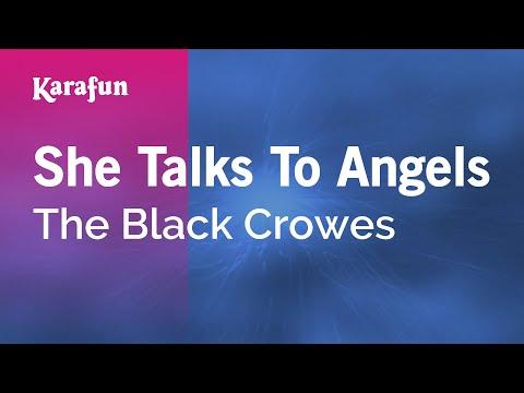 Karaoke She Talks To Angels - The Black Crowes *