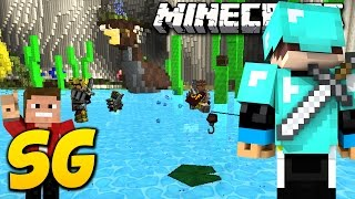 MEGA TEAMS gegen uns! - Minecraft SURVIVAL GAMES