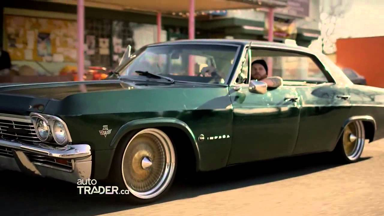 AutoTrader - Low Rider Commercial - YouTube