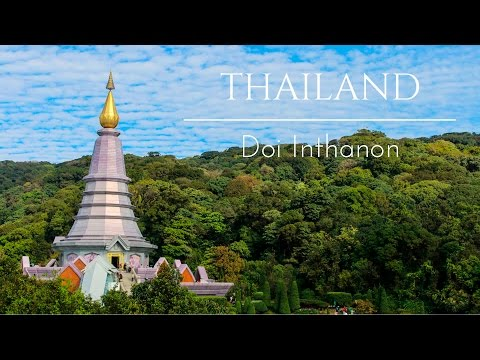 Chiang Mai Thailand - Above The Clouds At Doi Inthanon National Park | Vlog 19