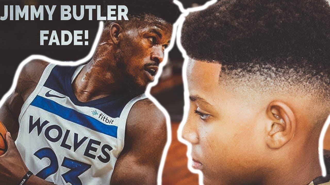 Barber Tutorial Jimmy Butler Haircut Tutorial Hd Youtube