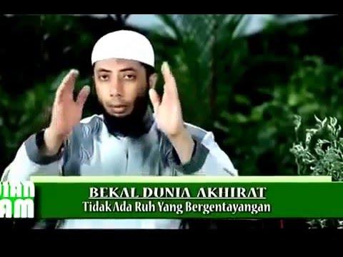 Ceramah Dakwah Islam Dr Khalid Basalamah, M A  Penjelasan Kenapa Ruh Bergentayangan