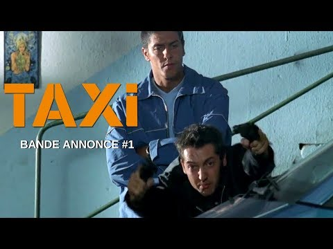 TAXI (1998)  streaming VF - Samy Naceri - Frédéric Diefenthal HD
