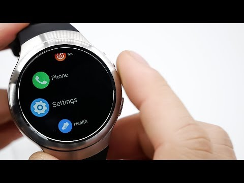 LEMFO LES 2 Smartwatch 💲80 | Android 5.1 | WiFi | GPS 🔍#2 RE