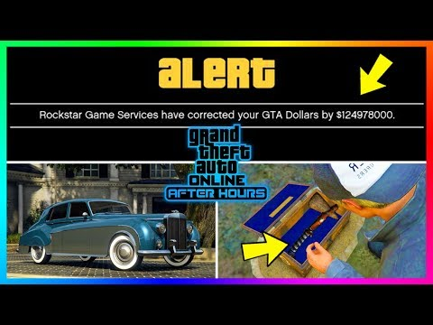 GTA Online After Hours DLC Update - FREE MONEY IS HERE, First Treasure Hunt Clues & NEW Content!