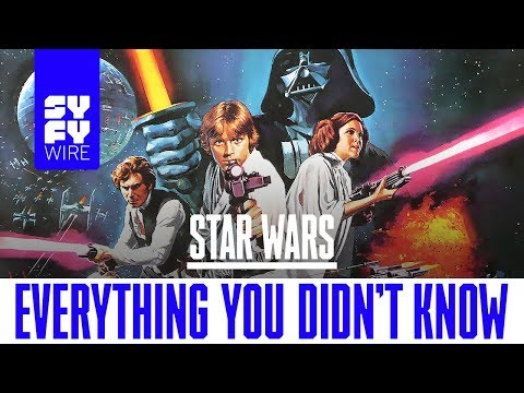 Star Wars: Everything You Didn't Know | SYFY WIRE
