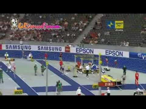 Mondiali Atletica Berlino 2009: 10.000 metri Donne - Oro a Linet Chepkwemoi Masai