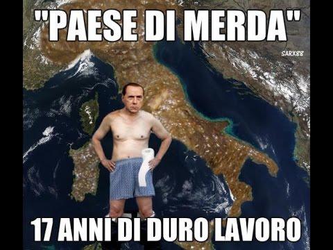Post-berlusconismo, Italia in caduta libera! Bisogna insorgere!