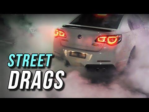 FAST Friday Street Drags | FullBOOST