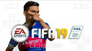 Download Video FIFA 19 Lite PPSSPP Android Offline 400MB Best Graphics New Kits Face & Transfers Update MP3 3GP MP4