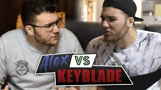 ALEX vs. KEYBLADE [Prod. HAZHE]