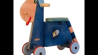 Wooden Ride On Toys, Wooden Toddler Toys