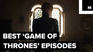 Top 5 Game of Thrones episodes