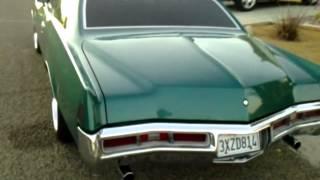 1972 pontiac grand prix exhaust