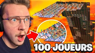 La plus GRANDE SKYBASE DU MONDE ! (50vs50 epic)