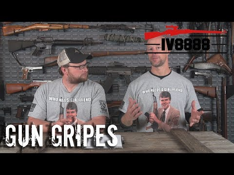 "Gun Gripes #145: ""Top 10 Gun Myths"""