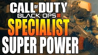 Call of Duty: Black Ops 3 Specialist Abilities (BO2 Multiplayer)