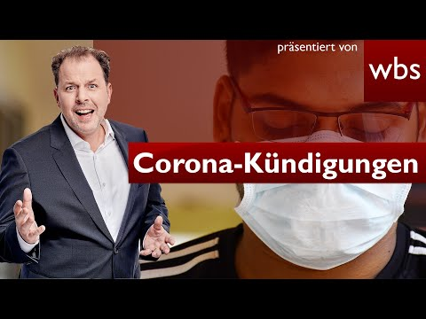 Dreiste Masche: Chefs schieben Corona als Kündigungsgrund vor