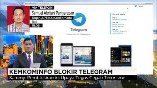 Kominfo: Telegram Diblokir, Upaya Tegas Cegah Terorisme