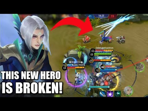 THE NEW HERO LING IS SO BROKEN!